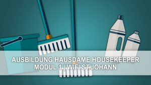 hausdame modul 1 st johann wifi salzburg