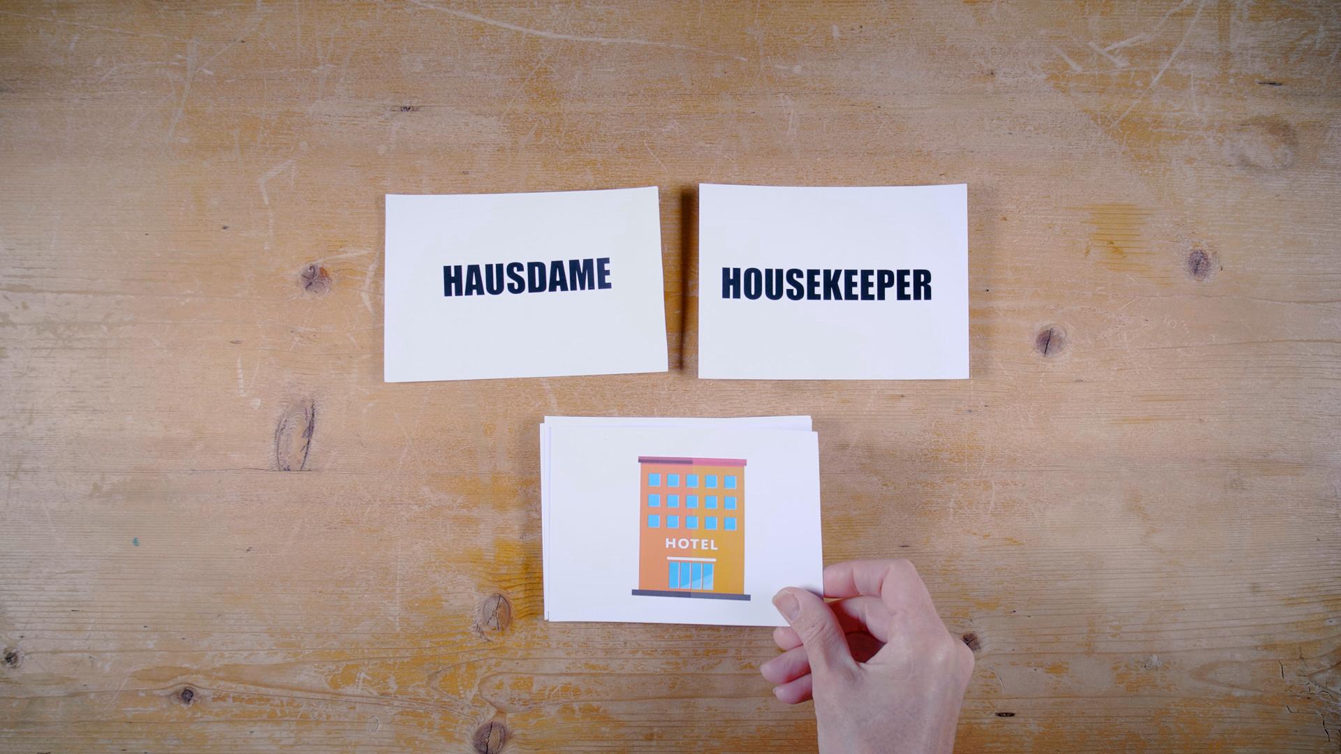 Video – Ausbildung zur Diplomierten Hausdame & Housekeeper