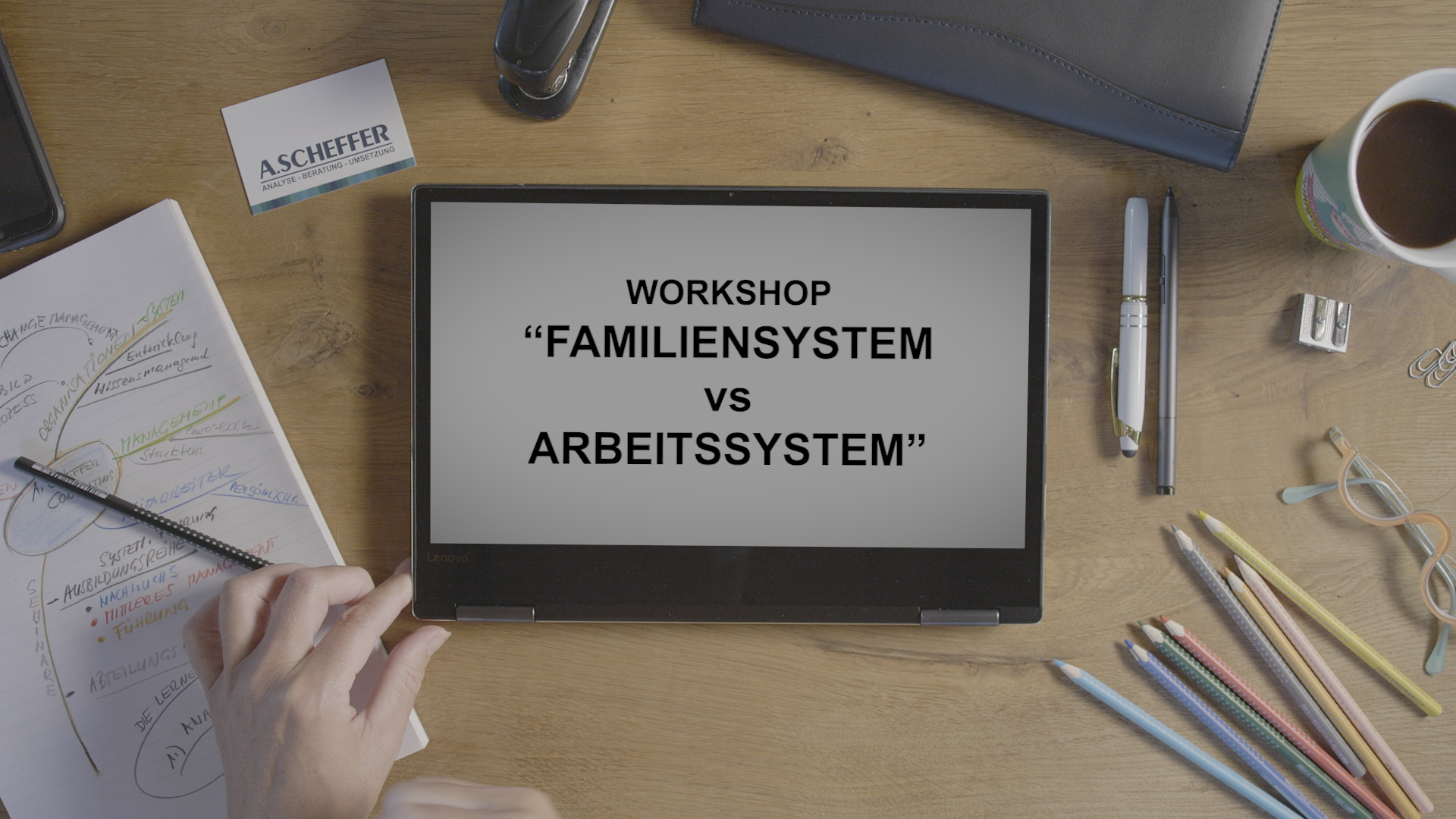 Video – Familiensystem vs. Arbeitssystem