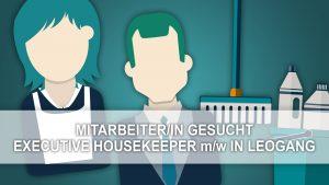Hausdame oder Executive Housekeeper gesucht!