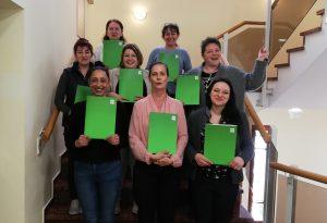 Hausdamen Ausbildung am WIFI Zell am See – April 2019