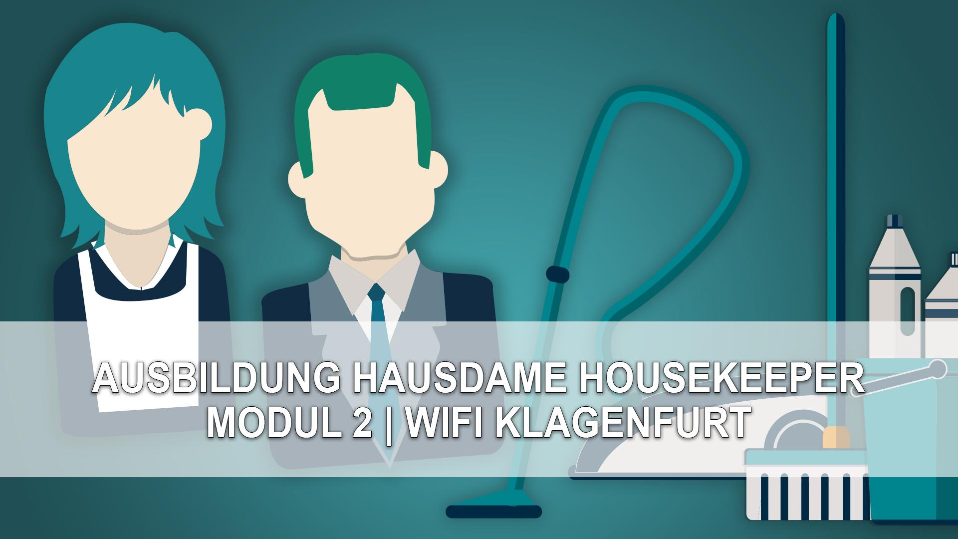 Ausbildung Hausdame Housekeeper Kärnten